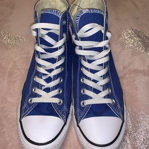 Chuck Taylor Dark Blue Converse Women Size 8 1/2